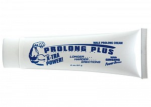 Крем-пролонгатор Prolong Plus with Ginseng Power-Boost - 57 гр.